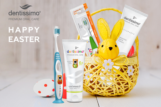 Have a Fresh Easter in Dentissimo style!