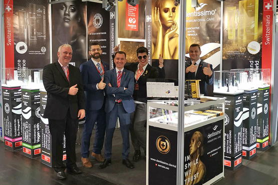 Visit Dentissimo at IDS 2019 in Germany