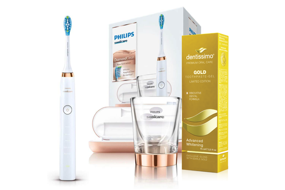 Philips & Dentissimo by Philips